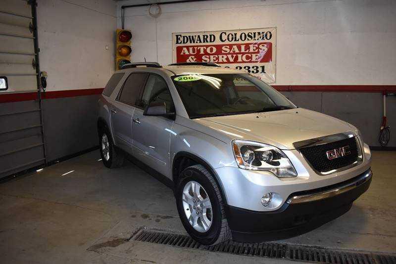 GMC Acadia 2009 $10588.00 incacar.com