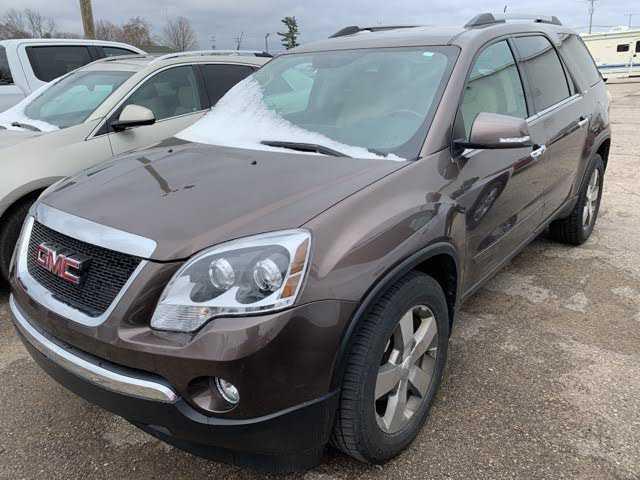 GMC Acadia 2011 $8500.00 incacar.com