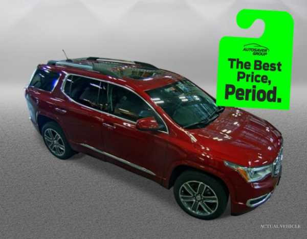 GMC Acadia 2019 $53085.00 incacar.com