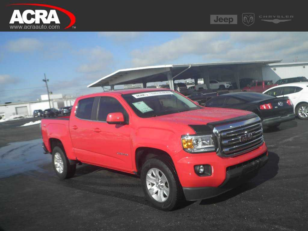GMC Canyon 2016 $27995.00 incacar.com