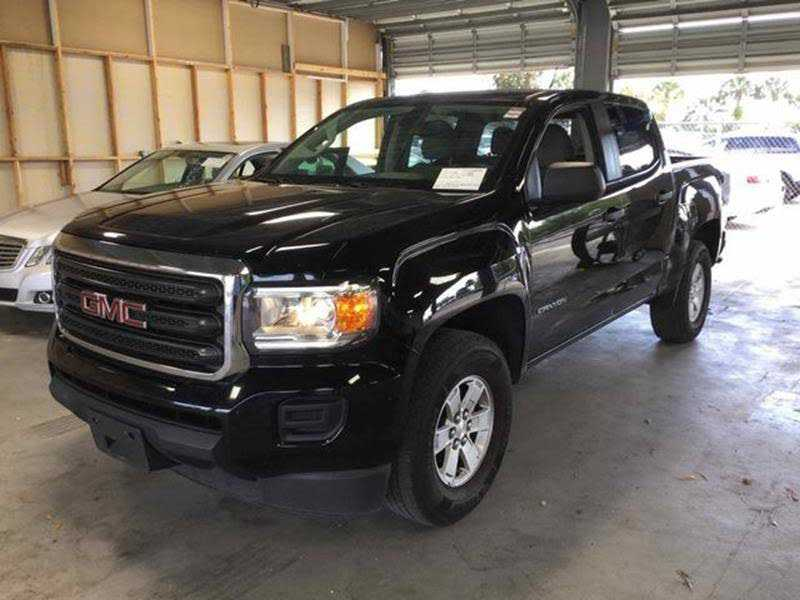 GMC Canyon 2016 $11990.00 incacar.com