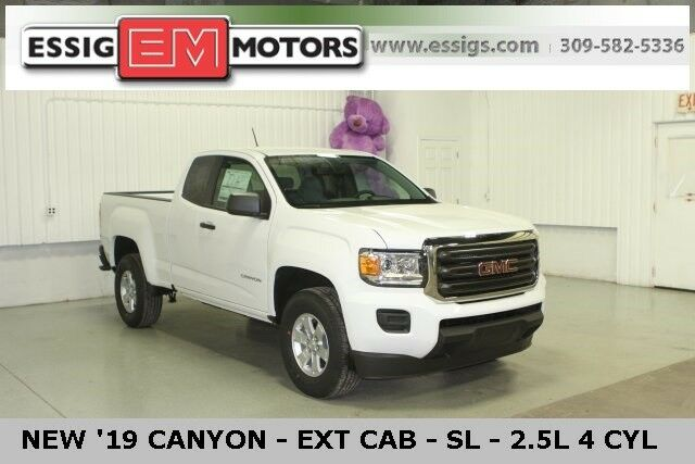 GMC Canyon 2019 $24443.00 incacar.com