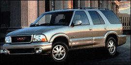GMC Envoy 1999 $1000.00 incacar.com