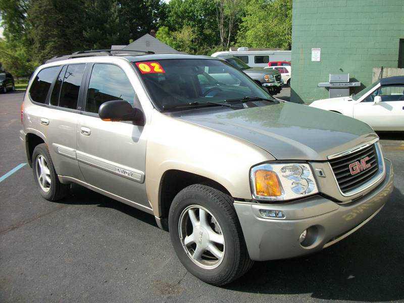 GMC Envoy 2002 $2995.00 incacar.com