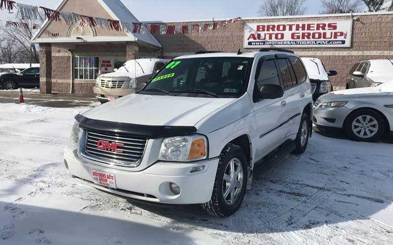 GMC Envoy 2007 $5995.00 incacar.com