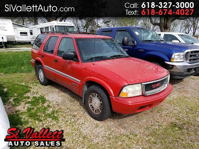 GMC Jimmy 1999 $1995.00 incacar.com