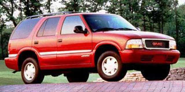 GMC Jimmy 1999 $2215.00 incacar.com