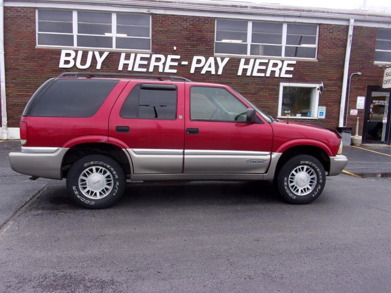 GMC Jimmy 2000 $4995.00 incacar.com
