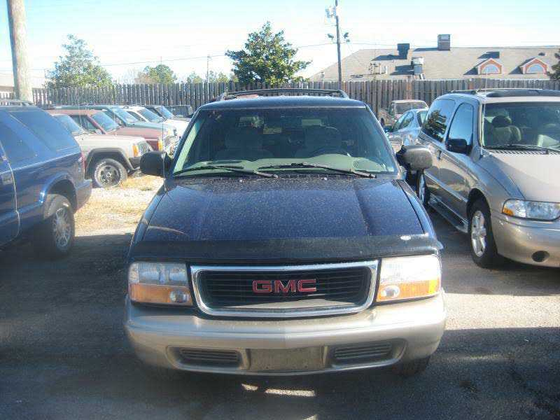 GMC Jimmy 2001 $5995.00 incacar.com