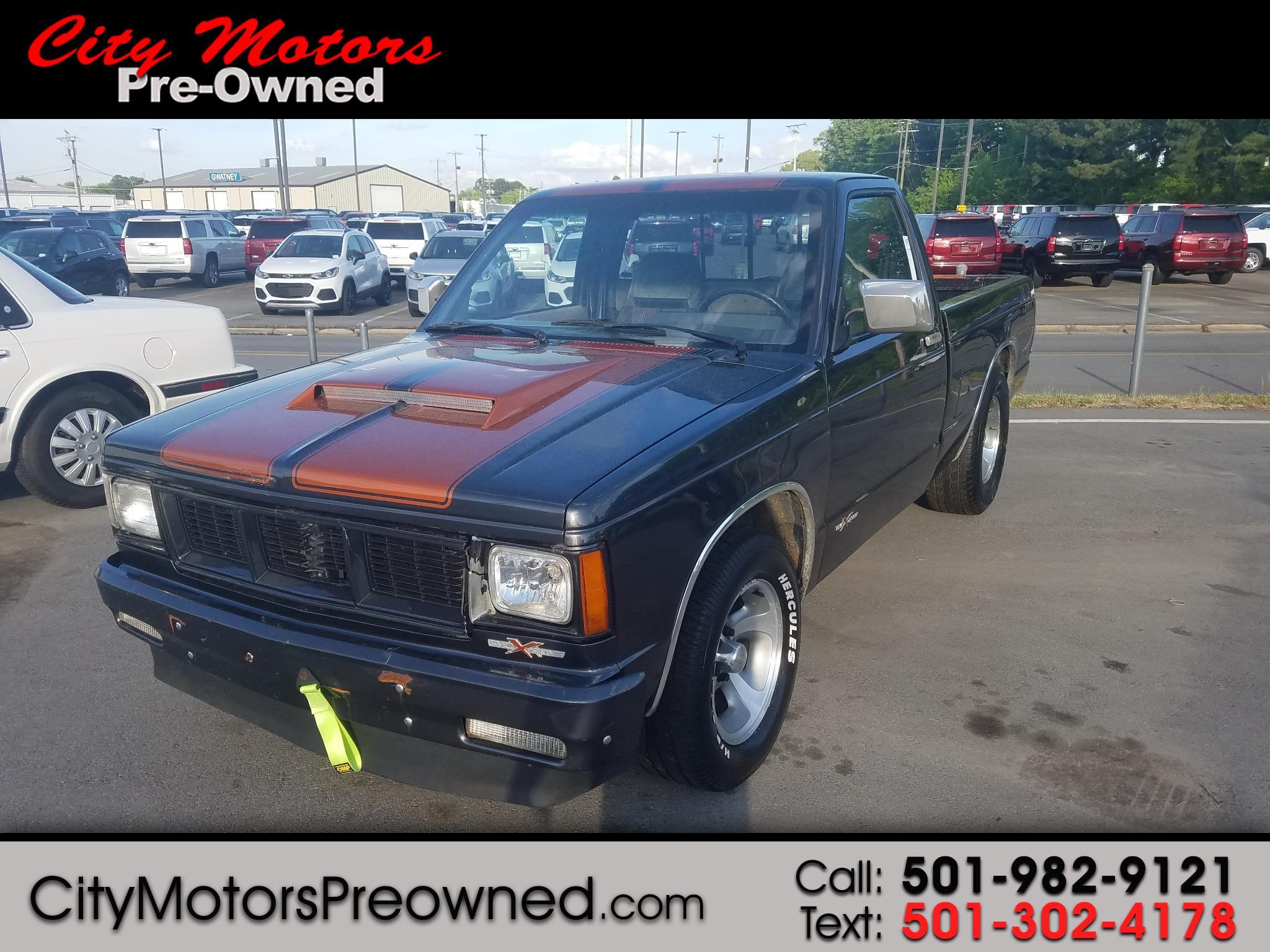 GMC S-15 1987 $5500.00 incacar.com