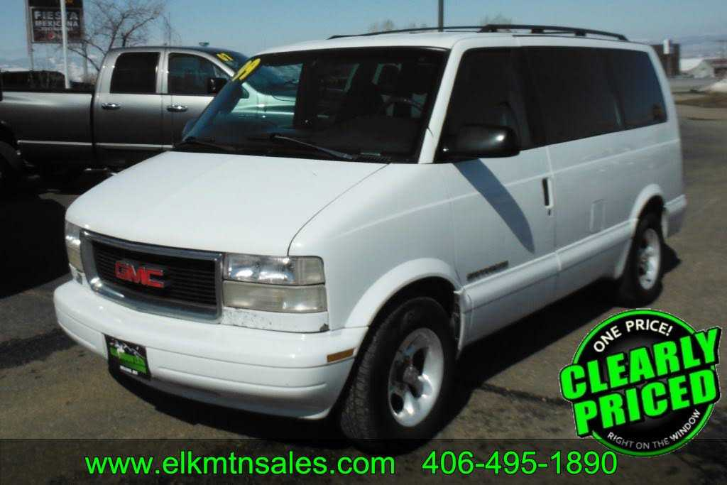 used GMC Safari 1999 vin: 1GKEL19W3XB531500