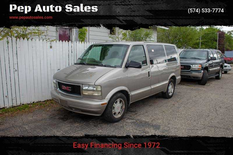 used GMC Safari 2003 vin: 1GKDM19X83B516924