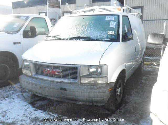 used GMC Safari 2004 vin: 1GTDM19X64B505224