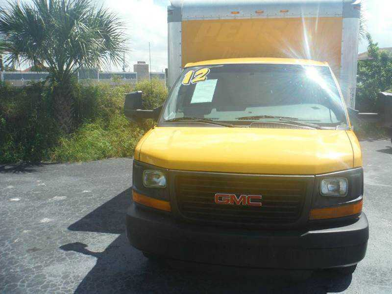 GMC Savana 2012 $16995.00 incacar.com