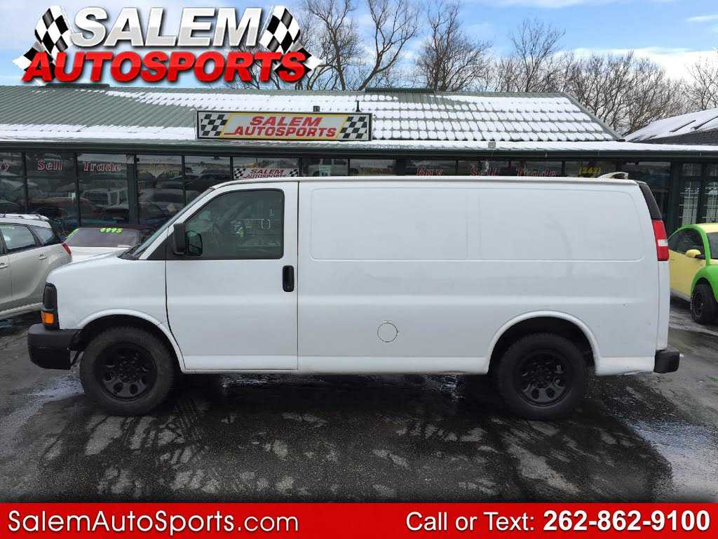 GMC Savana 2012 $4995.00 incacar.com