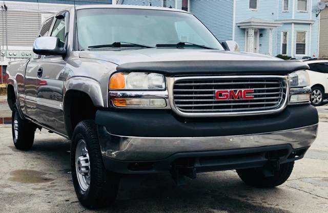 GMC Sierra 2002 $8773.00 incacar.com