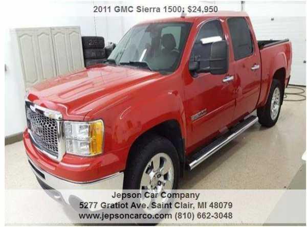 GMC Sierra 2011 $22995.00 incacar.com