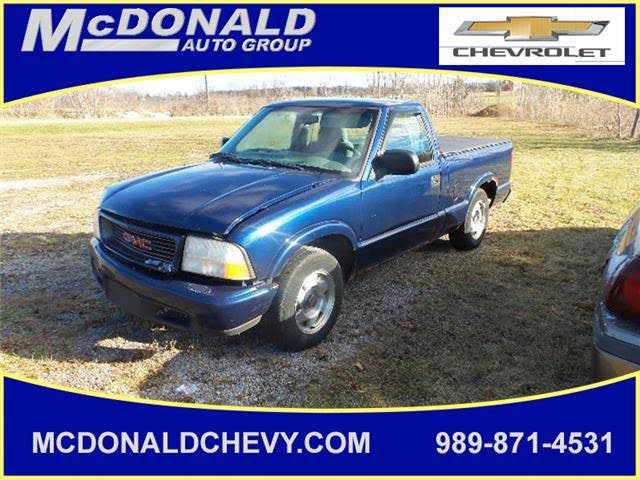 GMC Sonoma 2000 $599.00 incacar.com