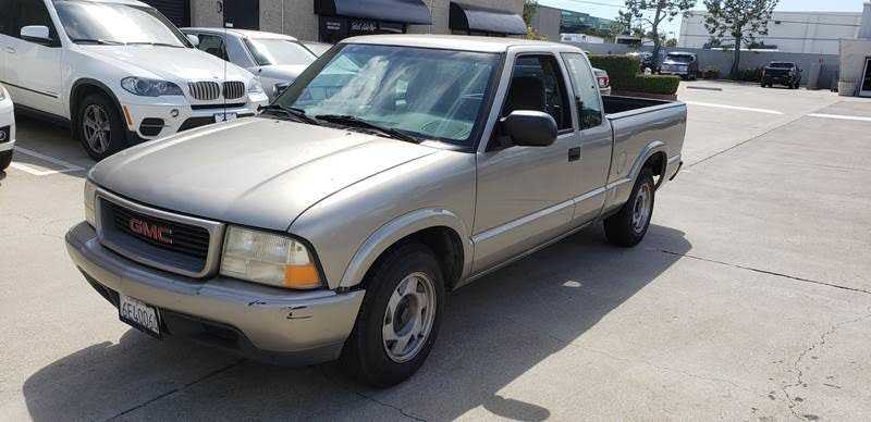used GMC Sonoma 2000 vin: 1GTCS1949Y8143545