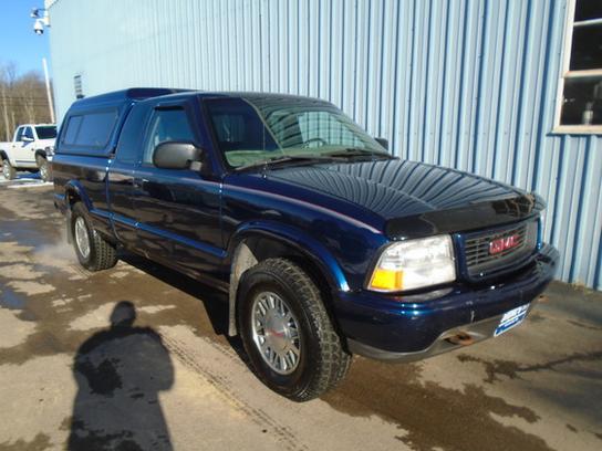 GMC Sonoma 2001 $7548.00 incacar.com