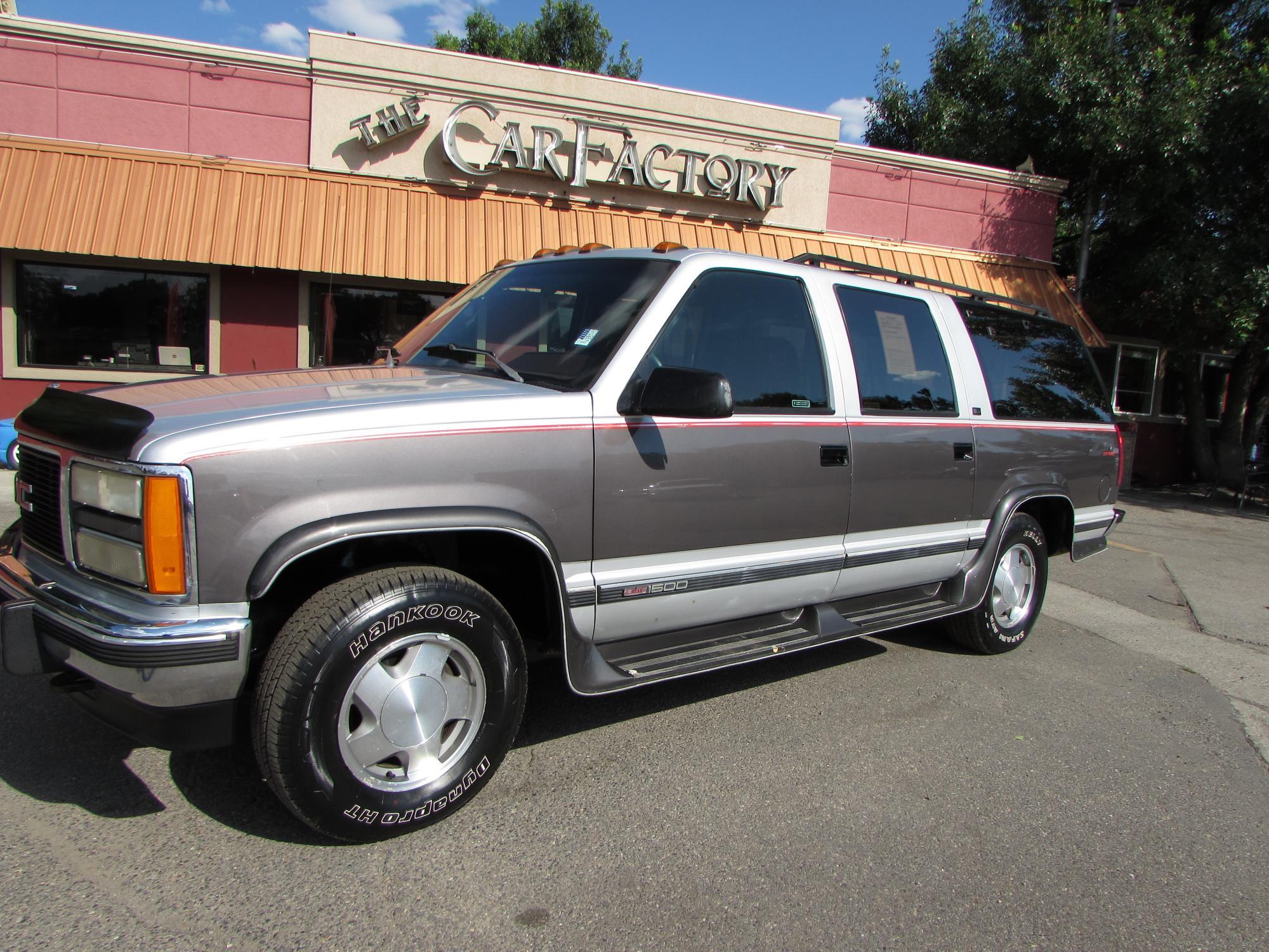 GMC Suburban 1993 $3990.00 incacar.com