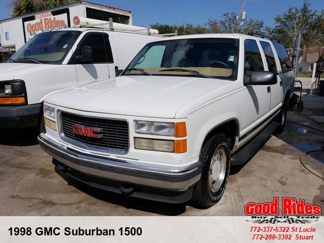 GMC Suburban 1998 $3695.00 incacar.com