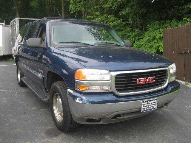 GMC Yukon XL 2002 $1700.00 incacar.com