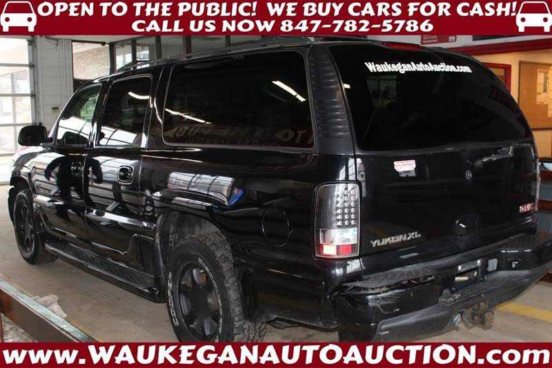 GMC Yukon XL 2004 $2900.00 incacar.com