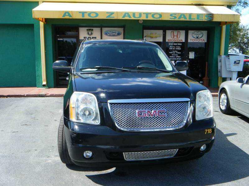 GMC Yukon XL 2007 $6900.00 incacar.com