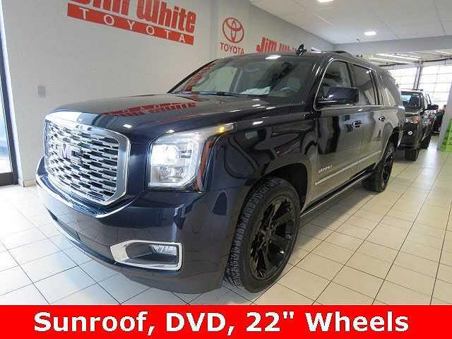 GMC Yukon XL 2018 $61500.00 incacar.com