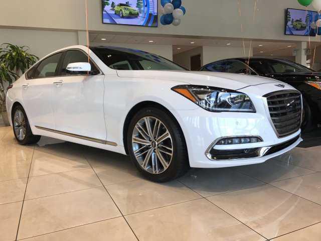 Genesis G80 2018 $49817.00 incacar.com