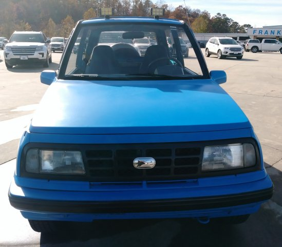 1990 Geo Tracker $4990.00 For Sale In Franklin, NC (28734