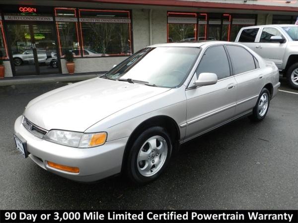 Honda Accord 1997 $4995.00 incacar.com