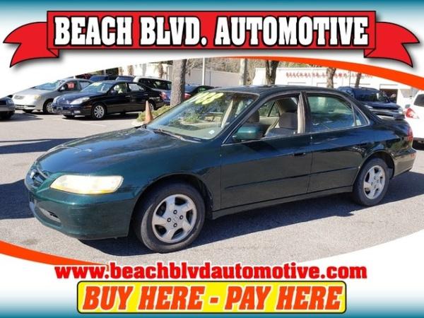 Honda Accord 1998 $3988.00 incacar.com