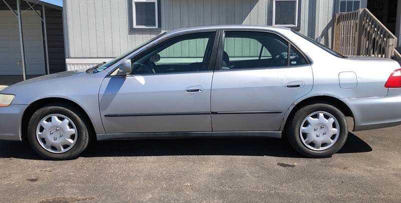 Honda Accord 1999 $2795.00 incacar.com