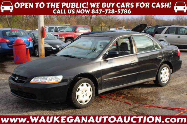 Honda Accord 1999 $800.00 incacar.com