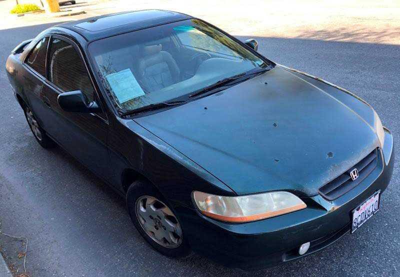 Honda Accord 2000 $1999.00 incacar.com