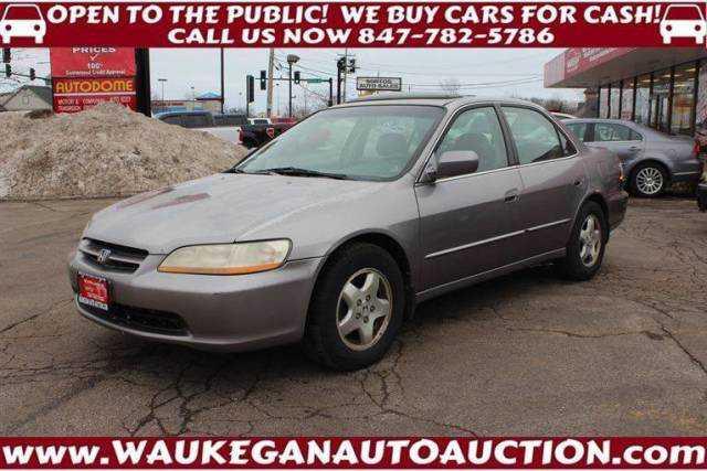 Honda Accord 2000 $800.00 incacar.com