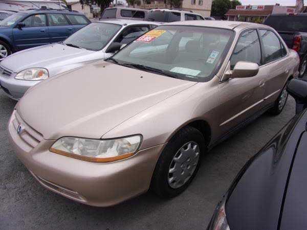 Honda Accord 2001 $3995.00 incacar.com