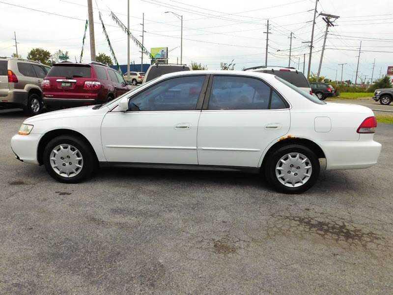Honda Accord 2001 $1795.00 incacar.com