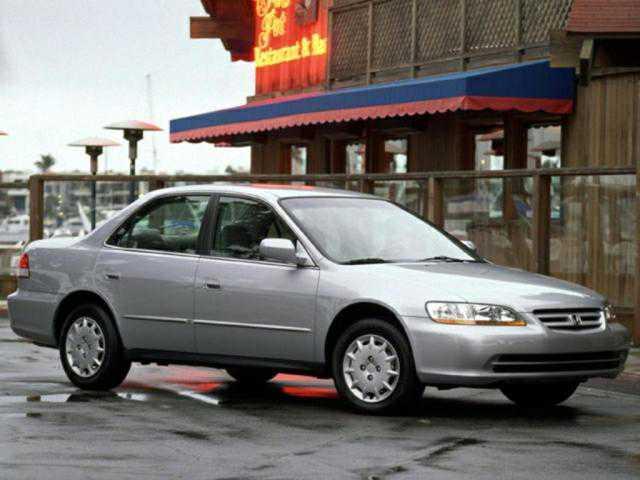 Honda Accord 2001 $1997.00 incacar.com