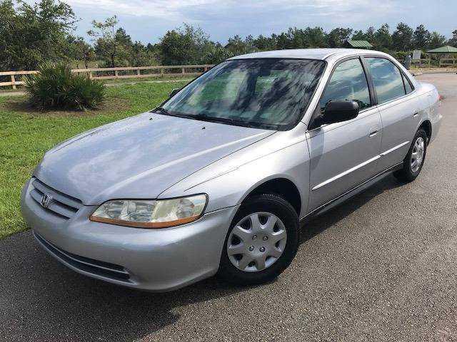 Honda Accord 2001 $2990.00 incacar.com