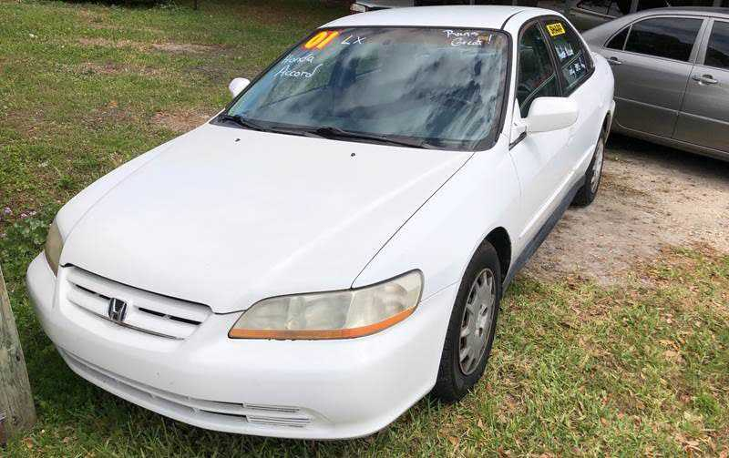 Honda Accord 2001 $2995.00 incacar.com