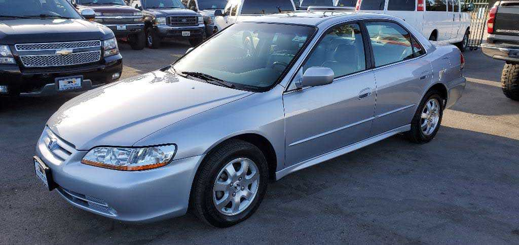 Honda Accord 2001 $6495.00 incacar.com