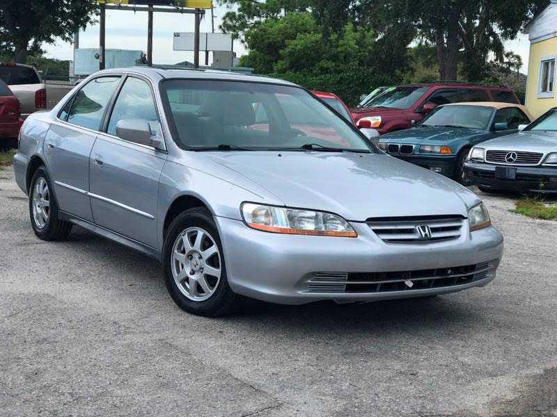Honda Accord 2002 $1950.00 incacar.com