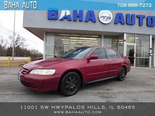 Honda Accord 2002 $1295.00 incacar.com