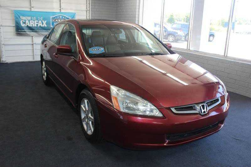 Honda Accord 2004 $6500.00 incacar.com