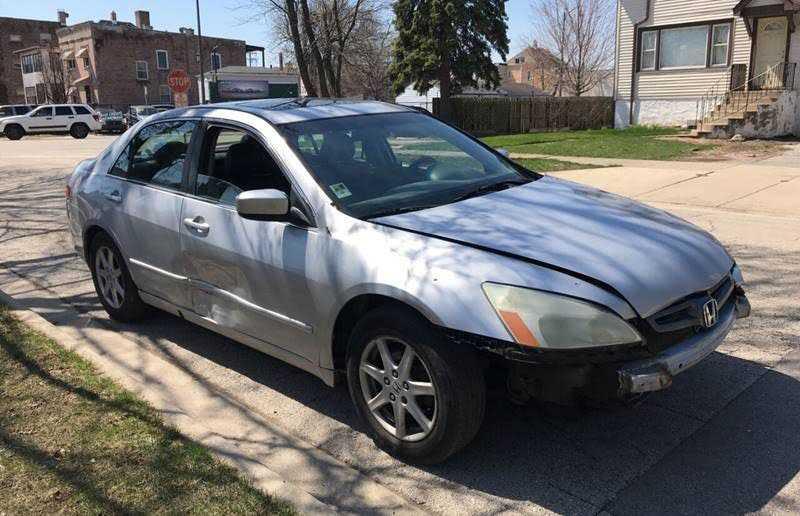 Honda Accord 2004 $500.00 incacar.com
