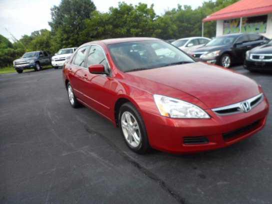 Honda Accord 2007 $9495.00 incacar.com