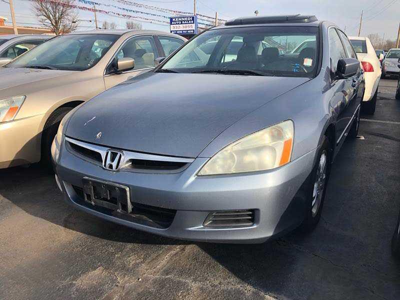 Honda Accord 2007 $6995.00 incacar.com